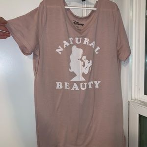 Beauty and the beast Disney T-shirt